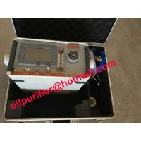 Quality Insulation Oil Dew Point tester, test plant,dew point analyzer for transformer oil for sale