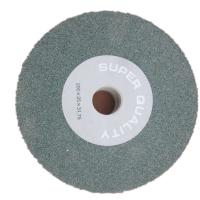 Quality 200*25 * 31.75 Rock Drilling Tools Grinding Wheel For Sharpening Carbide Tools of rods for sale