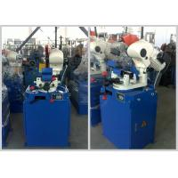 Quality Energy Conservation Pipe Manufacturing Equipment For Different Metal Materials Sawing for sale