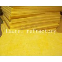 Buy cheap Glass Wool Board Insulation Refractory 50mm x 1.2M x15M with Aluminium Foil from wholesalers