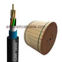 Quality Electrical Hybrid Fiber Optic Cable GDTS Stranded Loose Tube Cable 48 96 Core for sale