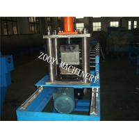 Quality Full - Automatic Furring Stud And Track Roll Forming Machine with Following Ctting for sale