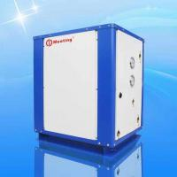 Quality Floor Heating Groundwater Heat Pump , 380V 19kw Residential Geothermal Heat Pump for sale