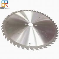 Quality Industrial quality Tungsten Carbide Tipped Circular Saw Blade for Aluminum and Metal Cutting for sale