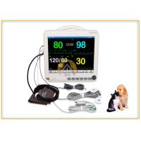 Quality Dog / Cat Vet Patient Monitor 1024X 768 High Resolution 15 Inch TFT Color Screen for sale