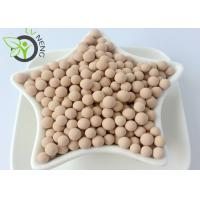 Quality Gas Separation 13X  Molecular Sieves Desiccant Size 1.6-2.5mm SGS Certified for sale
