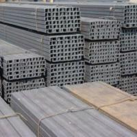 China 75 x 40 to 380 x 100mm Mild Steel Channel, SS400/SS540 Grade, Used on Construction Steel Building on sale