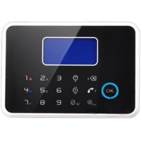 China 30 Wireless + 4 Wired Zones GSM Alarm on sale