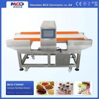 Quality MCD - F500QF Food Processing Metal Detector for Bread / Ice cream / Sugar for sale