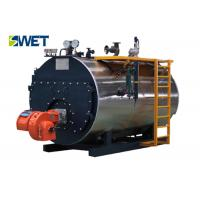 Quality Easy Operate Gas Fired Hot Water Boiler For Printing Industry 1.25MPa Working Pressure for sale