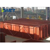 Quality Steam Boiler Spare Parts High Strength Cast Iron Material H Fin Tube Economizer for sale