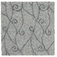 Quality Fashional Water Jet Marble Mosaic Tile 7 Mm / 8mm Thickness Optional for sale