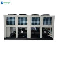 Quality Industrial Refrigeration Air Cooled Glycol Chiller System With Freon R134a for sale