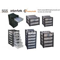 Quality China Plastic Storage Drawer Racks Developer and Manufacturer for sale