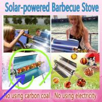 Quality Portable Solar Grill for Outdoor Cooking, Solar Oven For Grilling While Camping for sale