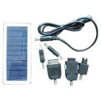 Quality High Capacity Lithium Battery Portable Mobile Phone Solar Charger With Solar Panels for sale