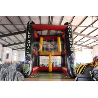 Quality Inflatable field goal challenge for sale