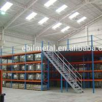 Quality Multi Layer Warehouse Metal Platform Tabacoo Storage Q235 B Material for sale
