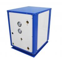 Quality Water Cooled Heat Pump , EVI Low Tem Hydronic Heat Pump System for sale