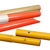 Quality Fiberglass Tube with low price High Strength for sale