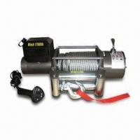 Quality Winch with Single Line and 364:1 Gear Reduction Ratio for sale