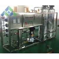 Stainless Steel Frame Portable Water Desalination Unit For Swimming Pool