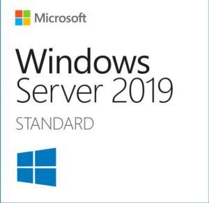 China OS Digital Key 64 Bits Windows Server 2019 Standard Microsoft Software Life Time Warranty on sale