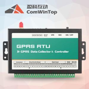 Buy cheap gsm gprs rtu water leak detection 4-20mA sensor 8 Digital input and 8 Dingital from wholesalers