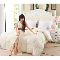 Best King Size Cotton Duck Down Feather Quilt / Duvet Box Quilting for Wedding or Household wholesale
