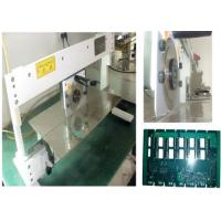Quality Manual PCB Depanelizer , Pneumatically PCB Depaneling Machine YSV-1M for sale