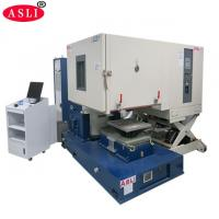 Quality Temperature Humidity Vibration Combined Climatic Test Chamber Vibration Shaker Chamber for sale