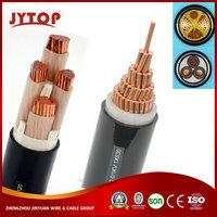 Best 0.6/1kV Copper/Aluminum conductor XLPE/PVC insulated underground power cable wholesale