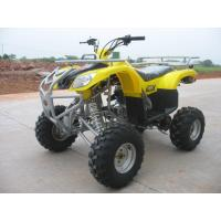 Best Yellow 250CC Utility Racing ATV Four Wheels 4 Stroke With Reverse wholesale