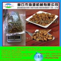 Buy cheap Pet Food Machine and Production Line/cat food pellet machine/pet food processing from wholesalers