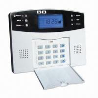 Quality SIM Card GSM Alarm System with Power Off Inform Function and CE/RoHS Marks for sale