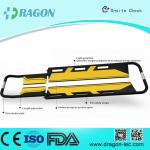 Quality Carbon Fiber Adjustable Scoop Style Stretcher Lightweight with Belts for sale