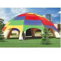 Quality Multicolor Cover Inflatable Tent for sale