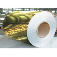 Quality Customized Thickness Aluminum Sheet Roll With Mirror Surface For Interior Mosaic Panel for sale