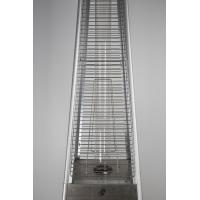 Quality Manual Operating Golden Flame Patio Heaters , Backyard Creations Patio Heater for sale