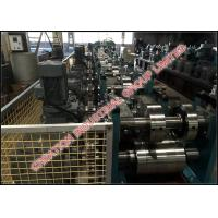 Quality High Speed C Z Shape Automatic Changeable Steel Purlin Roll Forming Machine CE Certificate for sale