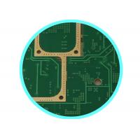 Quality Multilayer RF PCB High Frequency , Microwave F4B Pcb Board 0.38 MM ER = 2.2 for sale