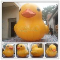 Quality 13ft Gaint Inflatable Yellow Duck for sale