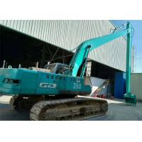 Quality SK350 Excavator Boom Arm 4T Counter Weight 0.6cum Bucket High Efficiency For Construction for sale
