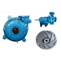 Quality Hydrocyclone Feed Mining Slurry Pump For Industrial Easy Maintenance for sale