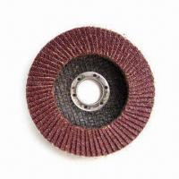Quality Flap Disk for Weld Grinding, Surface Preparations, Blending, Cleaning and Deburring for sale