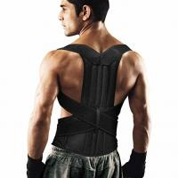 Buy cheap Dorsalumbar Back Spine Brace Posture Corrector Breathable Comfortable Elastic from wholesalers
