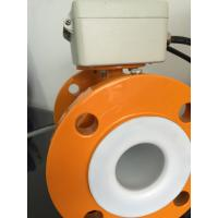 Best Divided Type Electromagnetic Flow Meter In High Temperature CE / CMC / ISO9001 wholesale