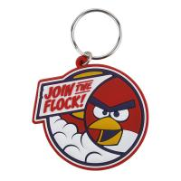 Buy cheap Custom Made Cartoon Design Key Ring, 3D soft Touch PVC Rubber Key Chains from wholesalers