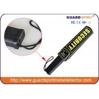 Quality Guard Spirit Body Handheld Wand Scanner For Courthouses Government Buildings for sale