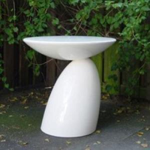 Quality Parabel  Eero Aarnio Living Room Table Sets Mushroom Shape 45 * 45 * 52cm for sale